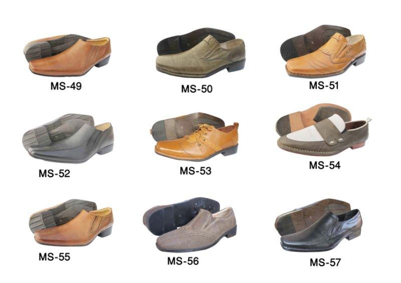 Gent de zapatos