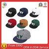 men and women custom embroidery brand snapback hats wholesale