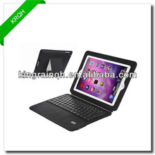 Ultra thin Removable Bluetooth Keyboard Folio Case For iPad