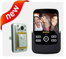KIVOS KDB01S motion detection Video Door Phone Agent handheld view TF card 32G