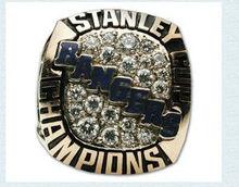 Hockeyworld series championship ring replica championship ring 1994 New York Rangers championship ring