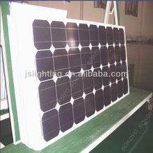 150W 160W 170W 180W Mono-crystalline Solar Panel CE IEC for solar home system