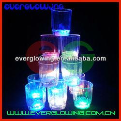 led flashing cups