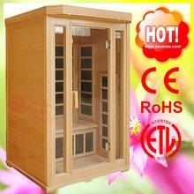 outdoor sauna steam room