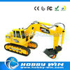 2013 New product remote control construction scrap batteries car and truck