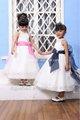 Flores meninas usam projeto maravilhoso famosa marca vestido de noite