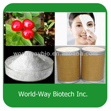 Arbutin 99% powder and alpha-arbutin 99% powder, pure natural, for whitening cosmetic and pharma