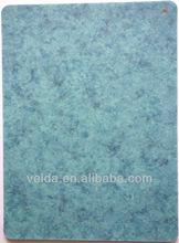 Veida PVC Commercial Flooring Roll/vinyl floor covering outdoor
