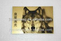 marble/ travertine/ ceramic 4060 laser engraving machine