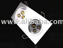 LED Down light, 6W