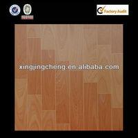 woven wooden vinyl rustic flooring tile
