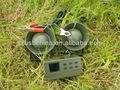 صيد الطيور شرك مع اثنين من مكبرات الصوت 35w cp-390 المتصل الطيور