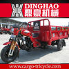 DINGHAO R&D Completely Autonomous Design petrol heavy load trike chopper
