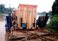 jasa transportasi dan angkutan kapal laut