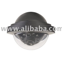 IR Day/Night Weather-proof & Vandal-proof Super Mini Metal Dome Camera