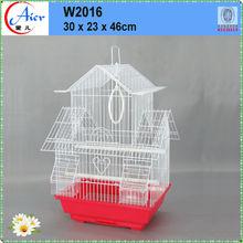 garden decorative bird house bird feeder cage