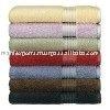 Satin border Cotton towels