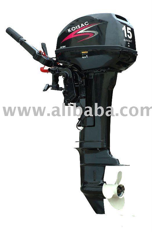 koisac 15 hp outboard engine
