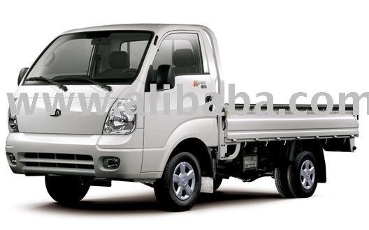 Dump truck, Cargo truck, Refrigerated Van