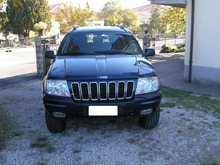 2002 Jeep G.Cherokee 2.7 CRD Limited