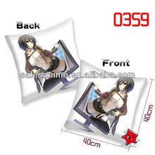 Wholesale Anime fashion Shingeki no Kyojin Pillow Cushion 5 to choose