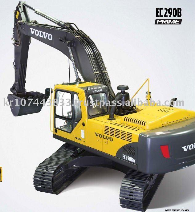 Volvo construction equipment parts for ec290b prime excavator