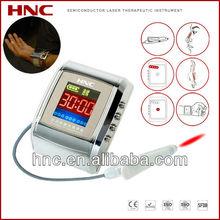 ประเทศจีนdropshipโรงงาน650nmสีแดงแสงเลเซอร์เย็นนาฬิกาลดhyperviscosityลดน้ำตาลในเลือดที่บ้าน