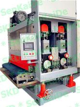 sheet surface grinding machine abrasive belt grinder