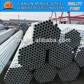 La arquitectura galvanizado/andamio gi tubo de diámetro 48.3mm china alibaba