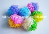 bath puff ball