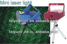 Popular Dual Colorled Mini Laser Projector Dancing Floor Night Club Lazer Light