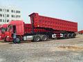 Transport camion lourd howo 371hp 6*4 commerçant. 30-40t