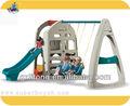Plástico balançose infantil slides 7-26i