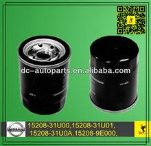 15208-31U00,5208-31U0A,15208-9E000 Oil Filter For 2012 Nissan GR-T,Sentra,Armada,Frontier,Xterra,NV1500,Pathfinder,Titan