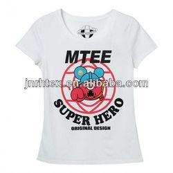 2013 fashion design cotton led t-shirt