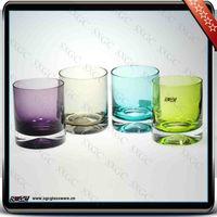 handmade glassware drinking glass cup water glass dof glass