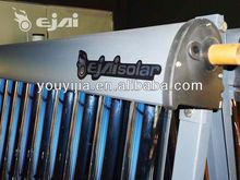Aluminum manifold heat pipe evacuated tube Solar Collector