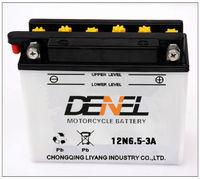 high quality battery dirt bike supplier 12n6.5-3A