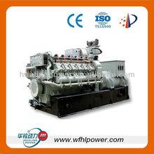 Kw 10-1000 planta de biogás de generador,/glp gnc/biogás como combustible, proveedor de petrochina