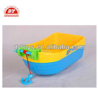ICTI toy manufacturer custom making plastic toy small ship