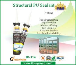 310ml polyurethane concrete joint sealant