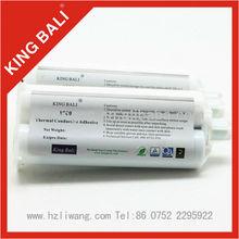 Thermal Bond Glue for Rigid Plastic Encapsulation