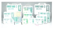 Emergency Disaster First Aid Kits