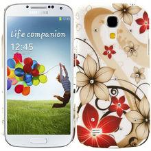 Diamond Bling Hard case Flower design for Samsung Galaxy S4 Mini i9190 / i9195