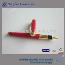 advertising brand metal gel pen