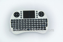 Mini 2.4g Wireless Keyboard with Touch Pad/Mouse Laser Presentation Pointer