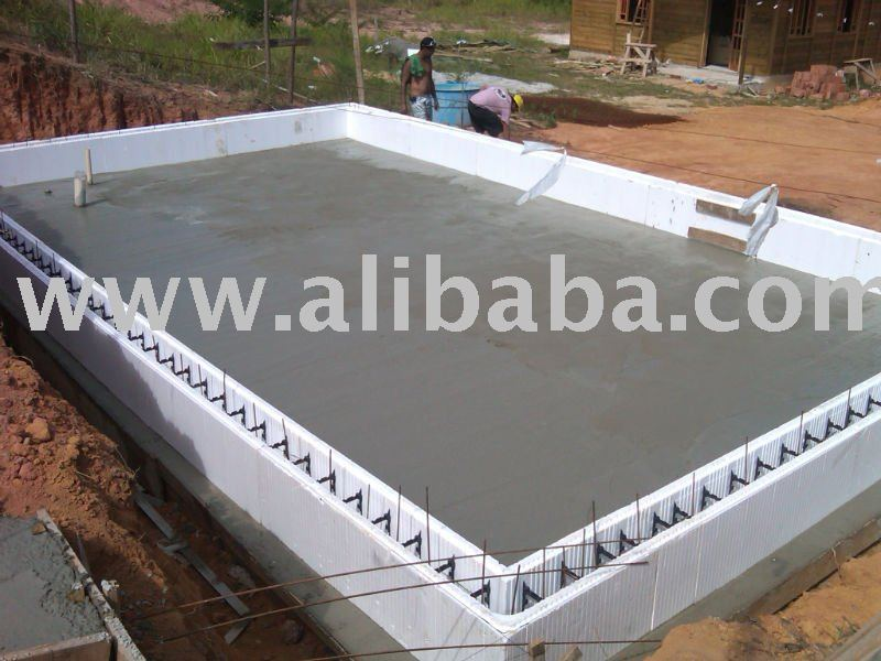 Icf blocks photo detailed about icf blocks picture on for Icf block