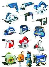 electric & pneumatic tools