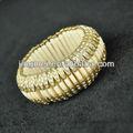 Avec le bord doré jingmei tchèquestyle forage quatre couleurs dans la corde élastique bracelet bijoux en gros alibaba( b071306a)