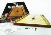 Dulcimer(Cembalos),12 And 15 Tones Xylophones